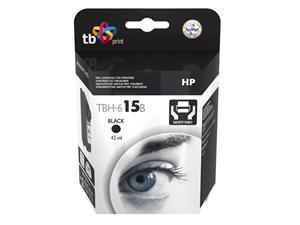 Ink. kazeta TB kompat. s HP C6615DE (No.15) Black