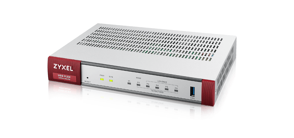 ZYXEL USG Flex 100 - device only