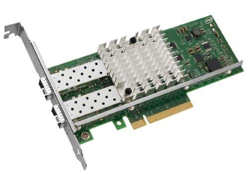 Intel Ethernet Converged Network Adapter X520-DA2, E10G42BTDA, bulk
