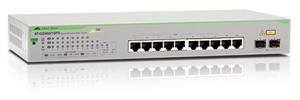 Allied Telesis 8xGB+2xSFP POE switch AT-GS950/10PS