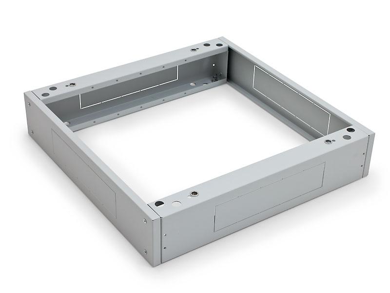 Podstavec 600x1200 s filtrem 1x pro RDA šedý