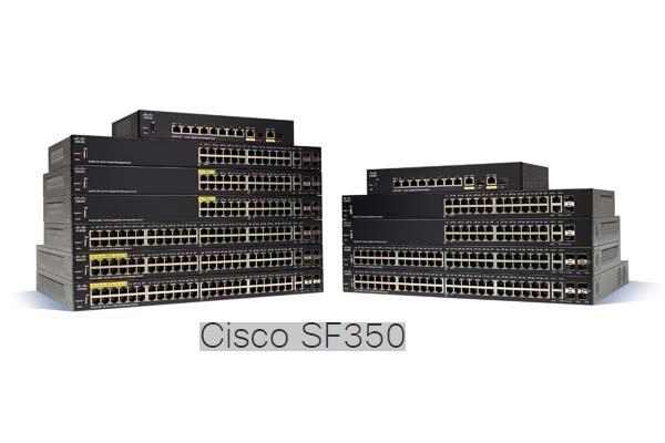 Cisco Small Business SF350-24