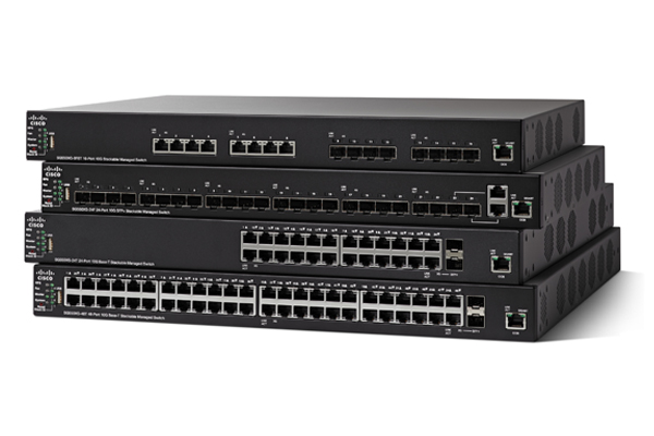 Cisco SG550X-24P-K9-EU