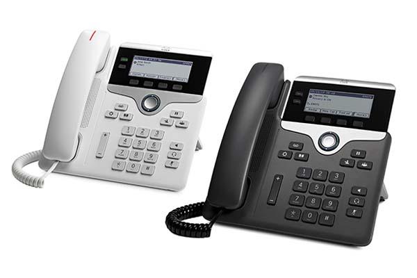Cisco IP Phone CP-7821-3PCC-K9=