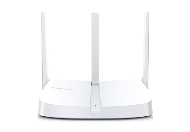 Mercusys MW305R 300Mbps WiFi N router, 4x10/100 RJ45, 3x anténa