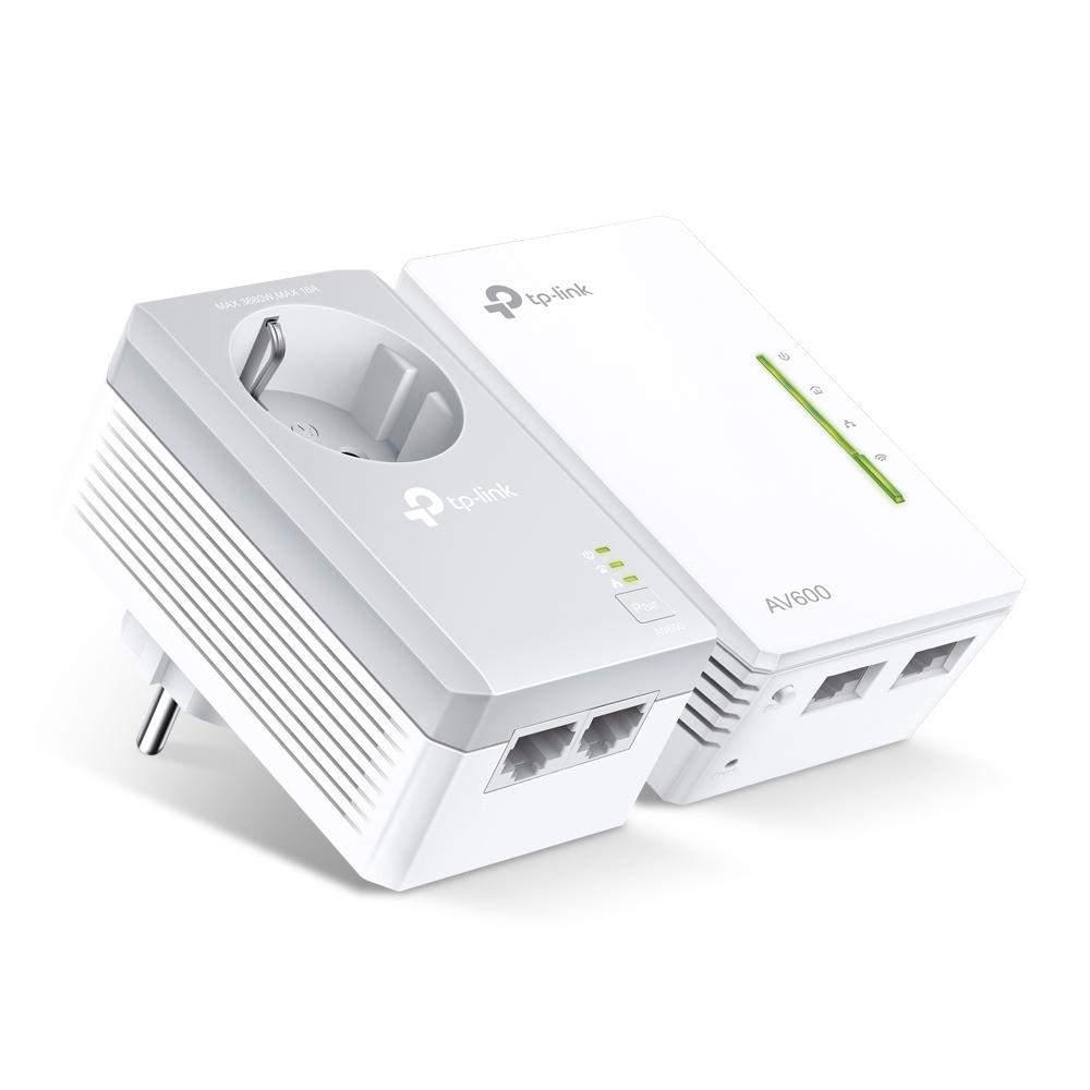 TP-Link TL-WPA4226KIT AV600 Powerline N300 Wi-Fi Kit (2ks)
