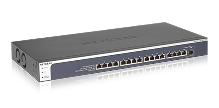 NETGEAR ProSAFE XS716E 10x10Gb switch