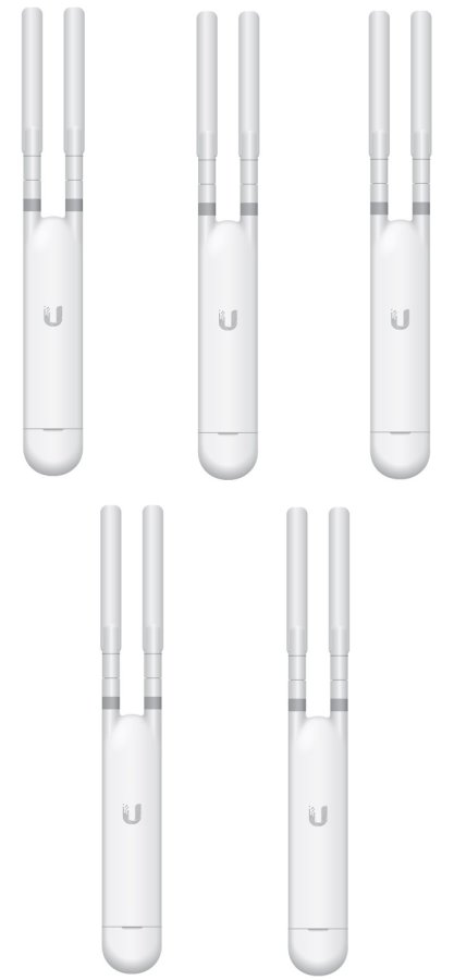 UBNT UniFi AP, AC Mesh, 5-Pack