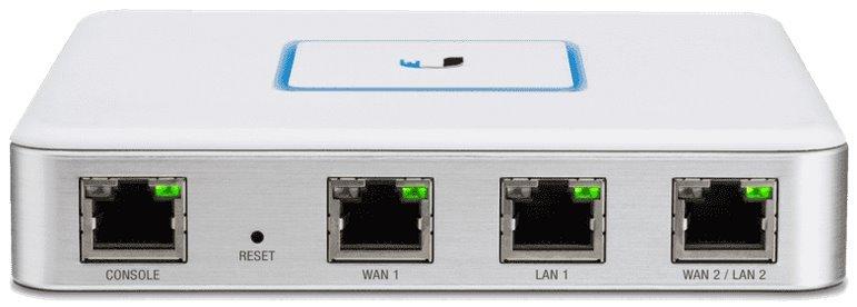 UBNT UniFi Security Gateway, EU