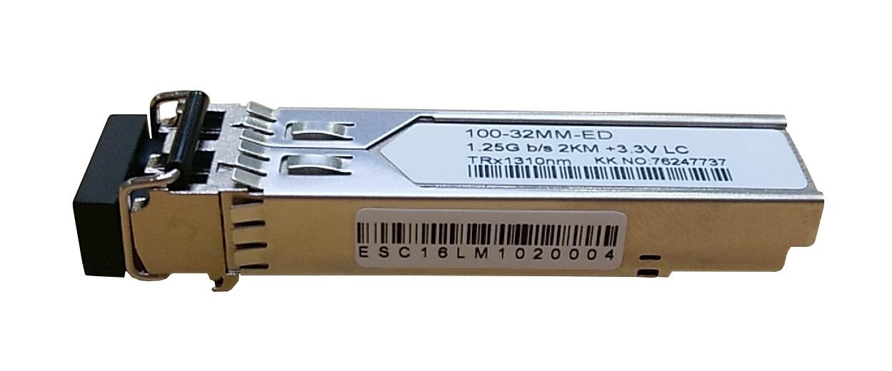 Signamax 100-32MM-ED 1G SFP optický modul MM 1310nm LC, 2km, DDM - Cisco komp.