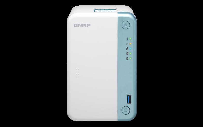 QNAP TS-251D-2G ( 2,0GHz / 2GB RAM / 2xSATA / 1xHDMI / 1x GbE / 3x USB 2.0 / 2x USB 3.0 )