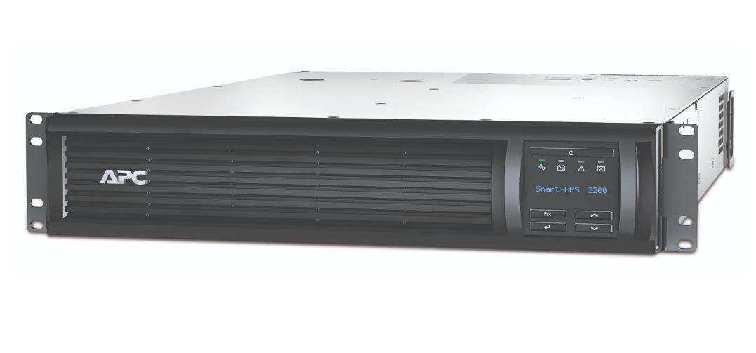 APC Smart-UPS 2200VA LCD RM 2U 230V with Smart Connect