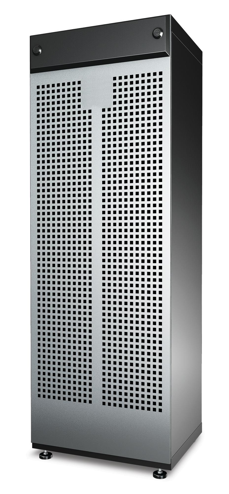 Galaxy 3500 Ext Run Enclosure,w.MCCB,w.6 Batt.Mod