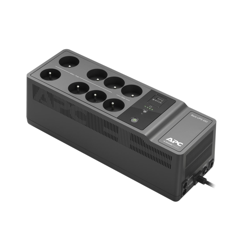 APC Back-UPS 650VA, 230V, 1USB charging port, BE650G2-CP