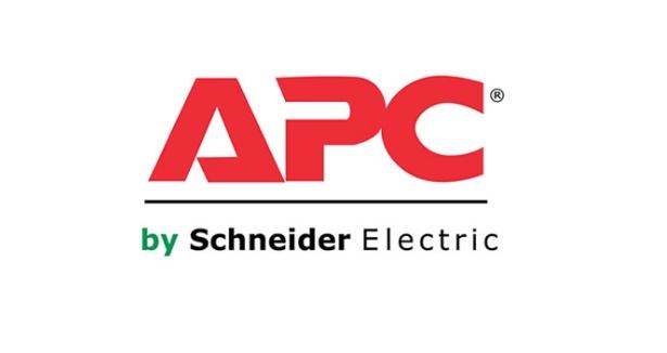 APC Symmetra Extended Run Rack 12 baterií, black