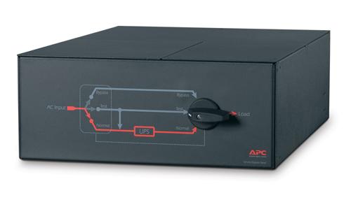 APC Service Bypass Panel- 230V; 100A, MBB, Hardwir