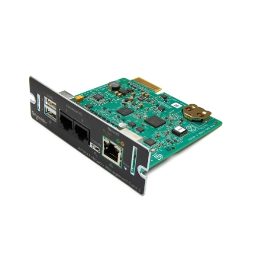 APC UPS Network Management Card 3 with Environmental Monitoring