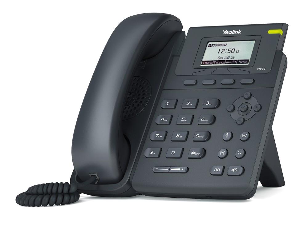 Yealink SIP-T19 E2 IP tel., 2,3