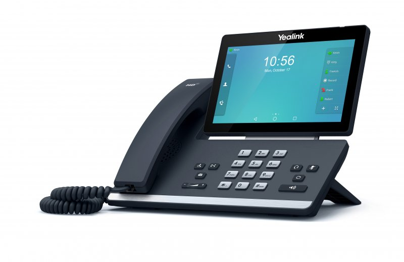 Yealink SIP-T58A IP tel., PoE, 7