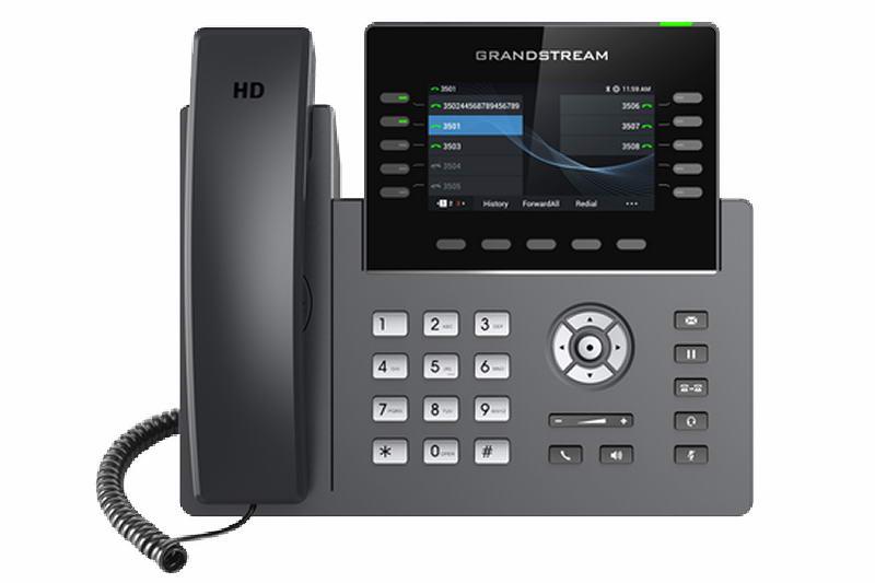 Grandstream GRP2615 SIP telefon, 4.3