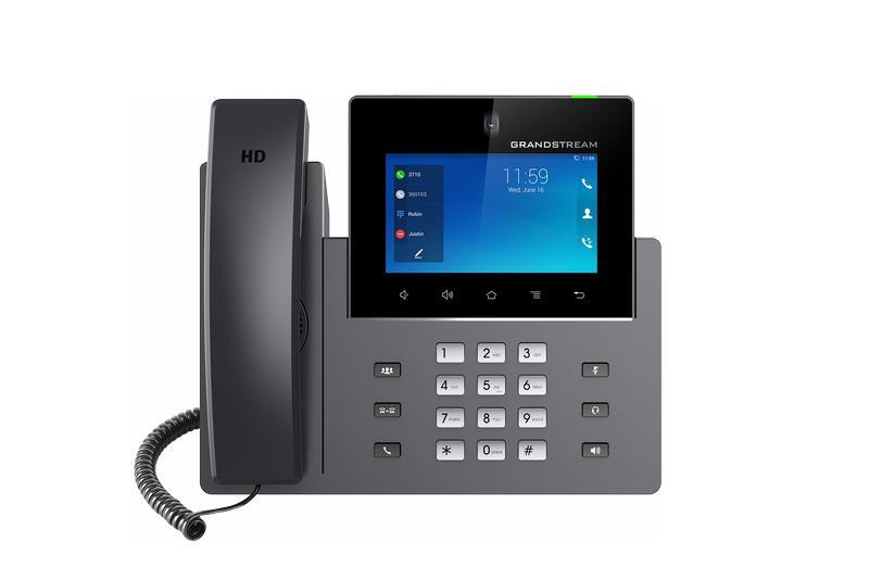 Grandstream GXV3350 SIP video telefon, 5