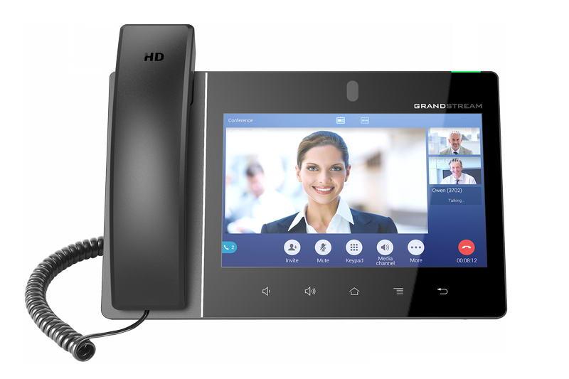 Grandstream GXV3380 SIP video telefon 8