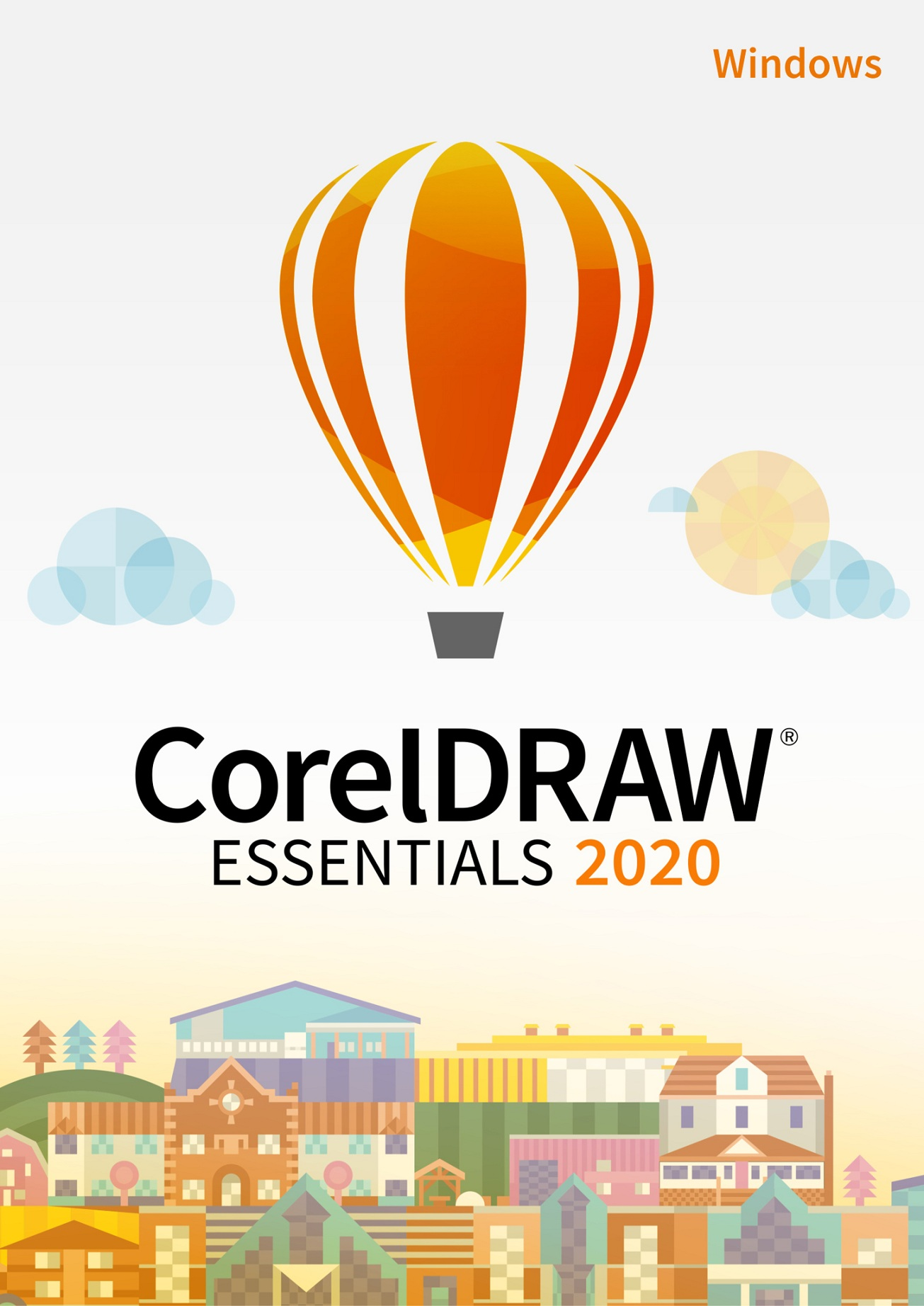 ESD CorelDraw Essentials 2020 CZ/PL EU