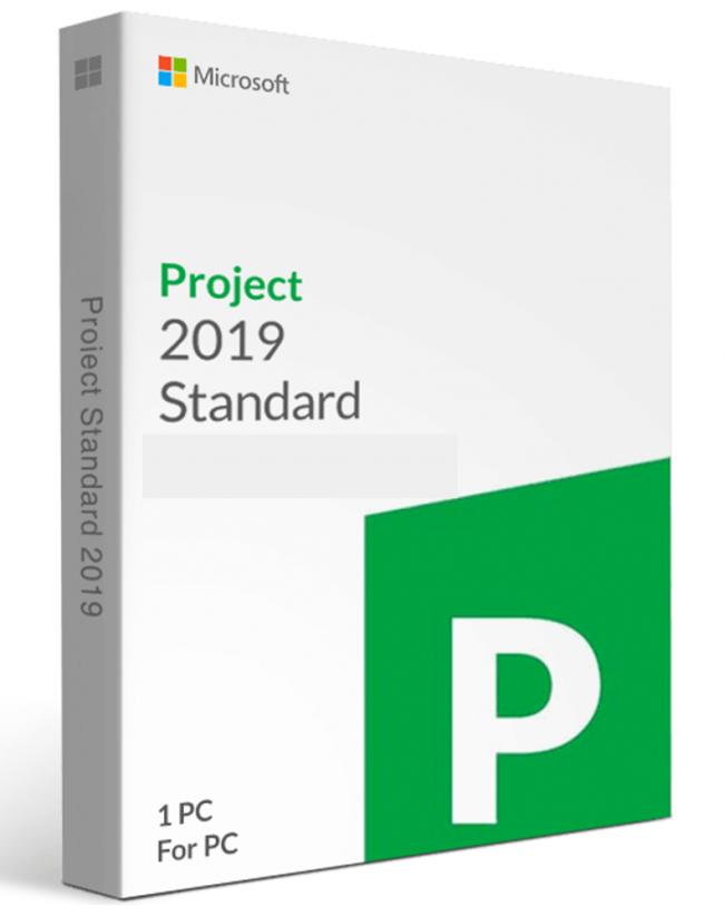 Project Standard 2019 Win Czech