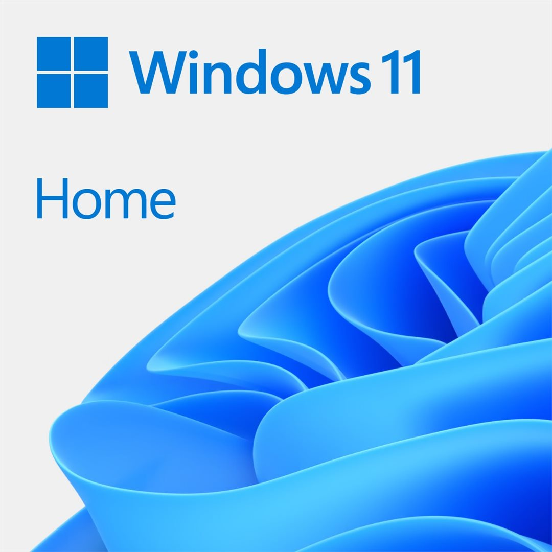 MS Win 11 Home 64-Bit Eng 1pk OEM DVD