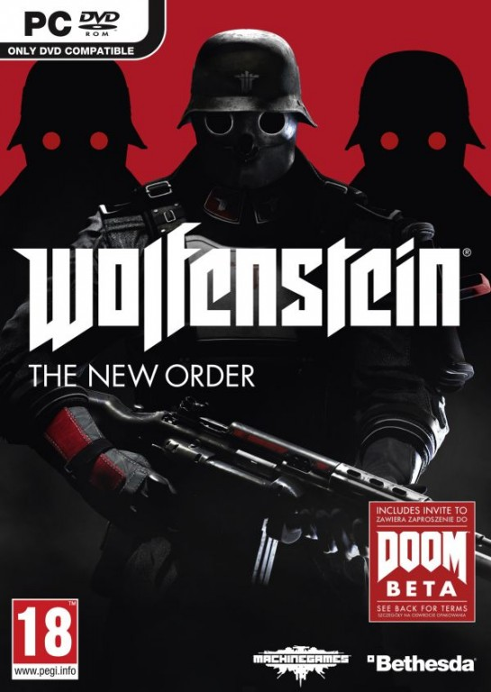 PC - NPG - WOLFENSTEIN: THE NEW ORDER