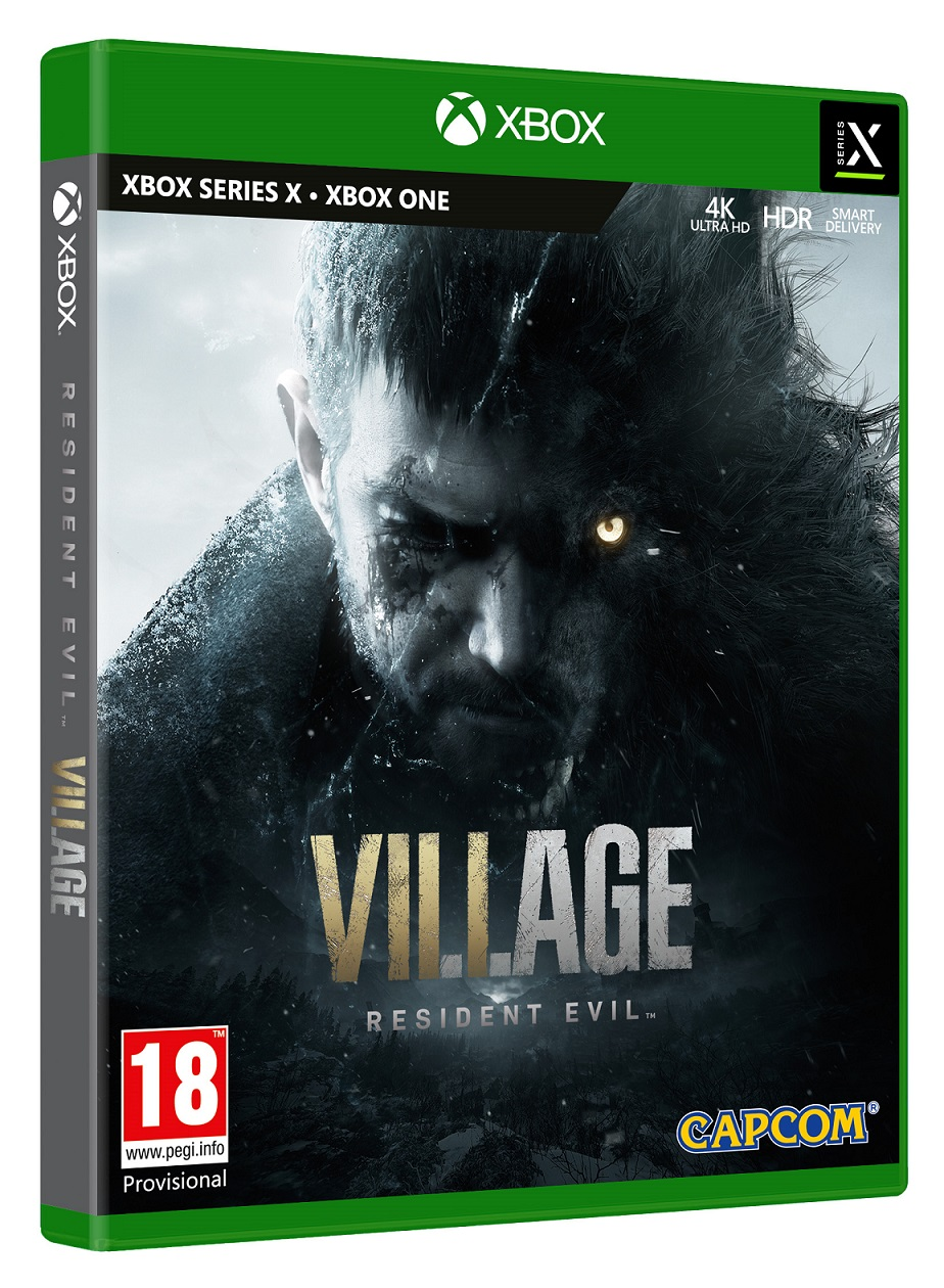 XOne/XSX - Resident Evil Village