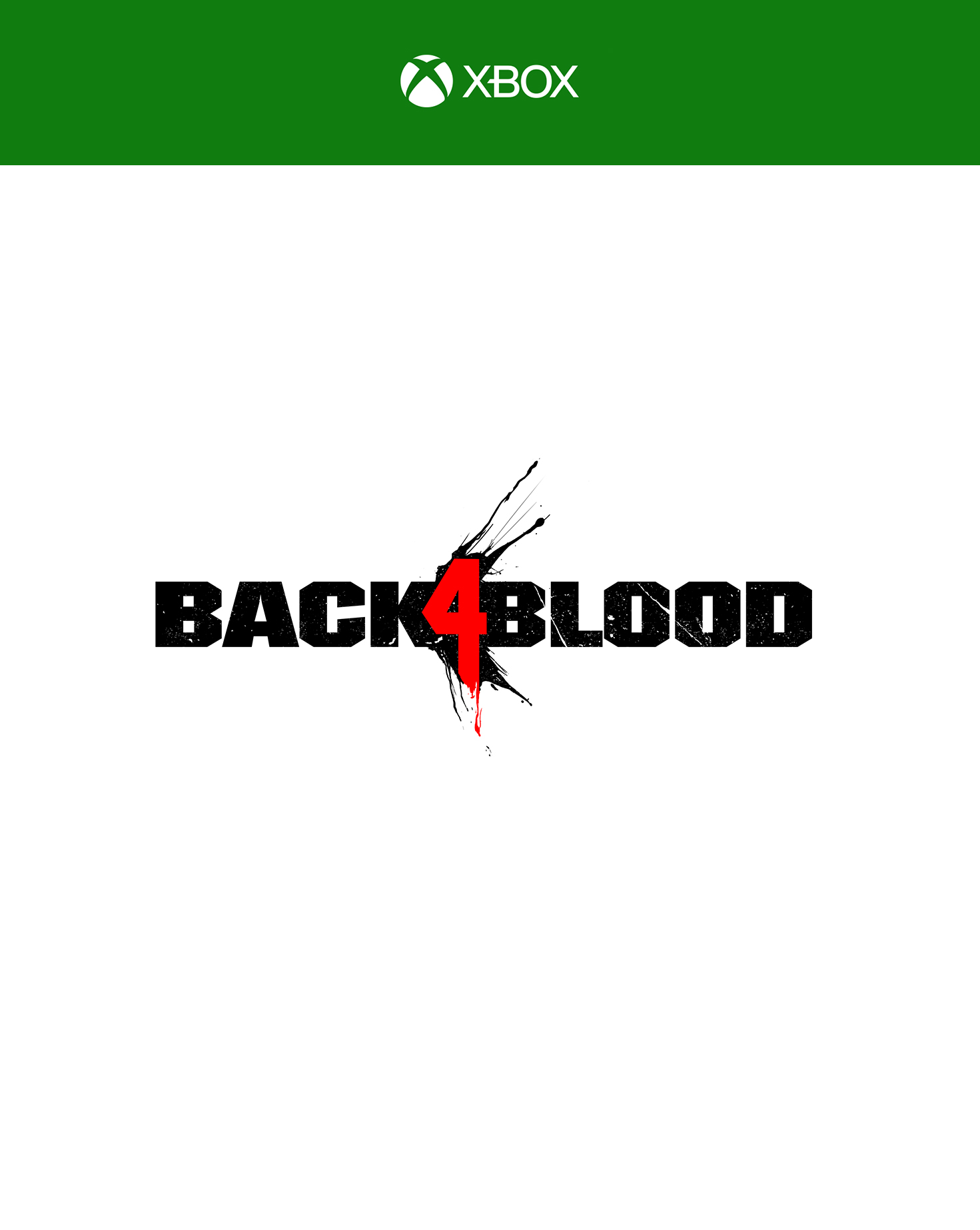 XOne/XSX - Back 4 Blood Special  Edition