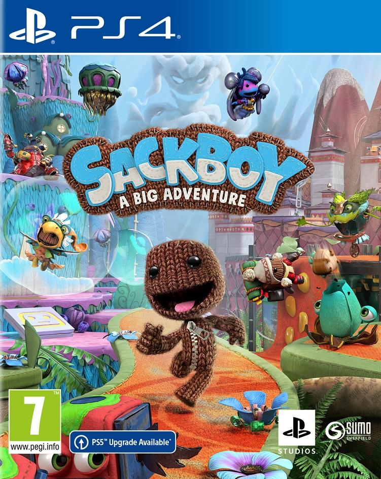 PS4 -  Sackboy A Big Adventure