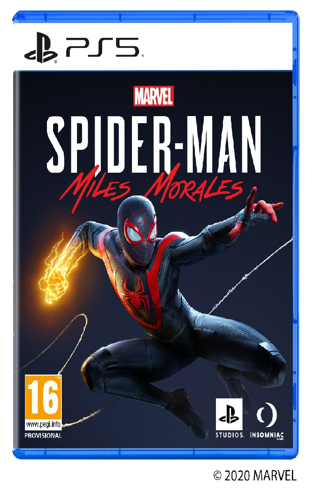 PS5 - Marvel's Spider-Man MMorales