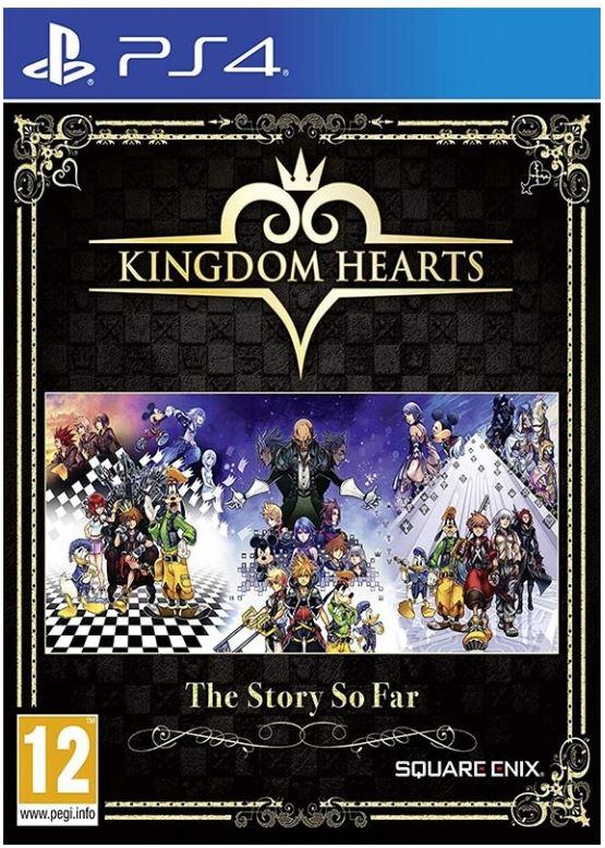 PS4 - KINGDOM HEARTS: THE STORY SO FAR