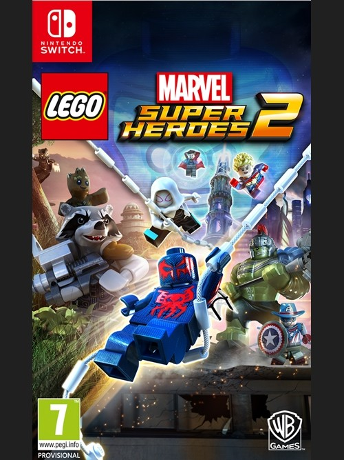 NS - LEGO Marvel Super Heroes 2