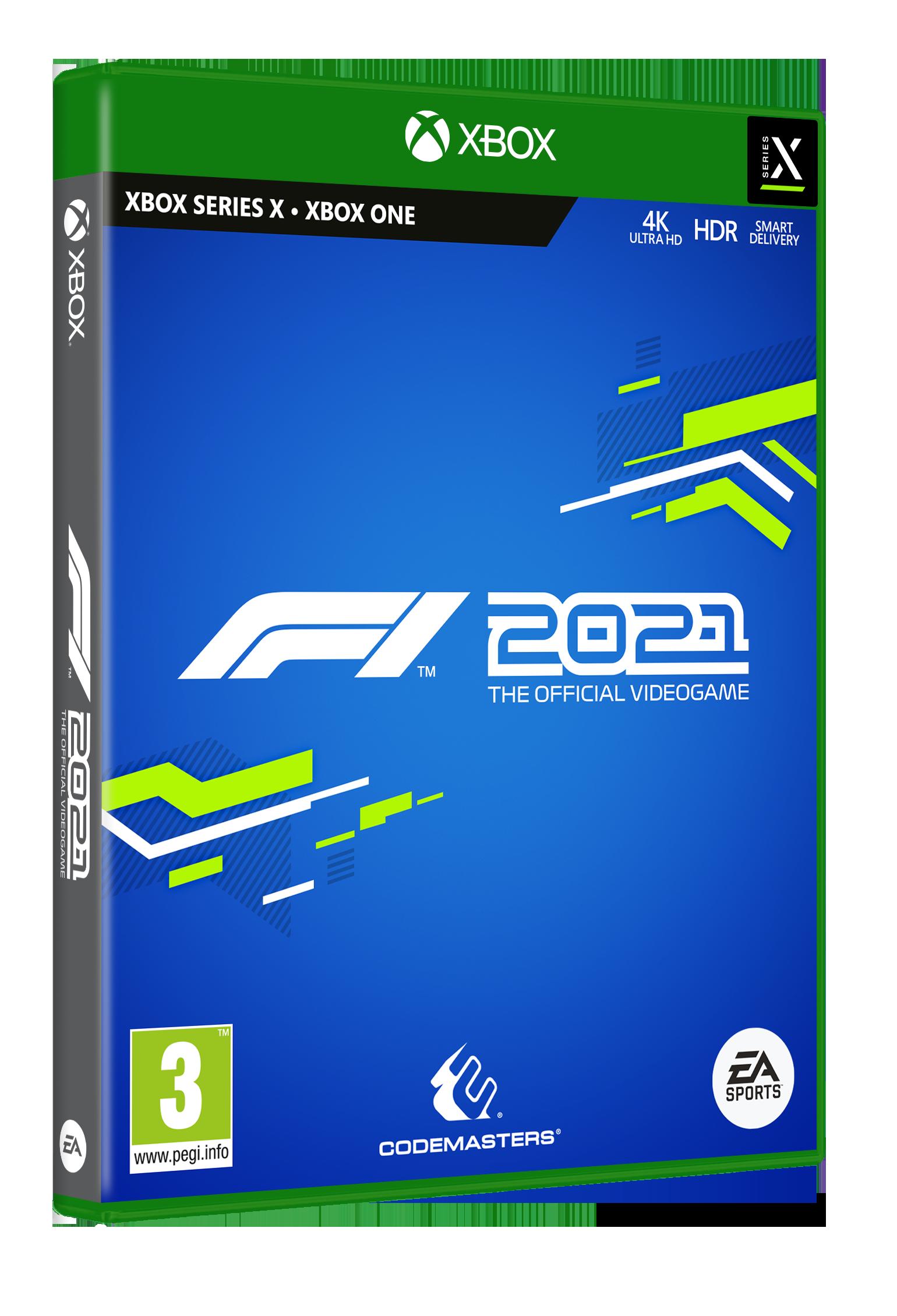 XONE - F1 2021
