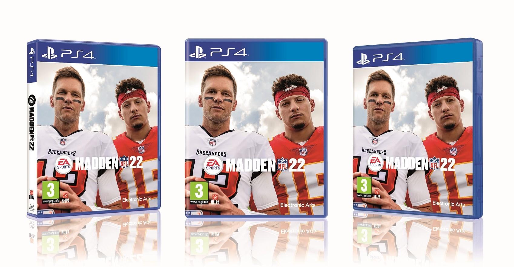 PS4 - Madden NFL 22