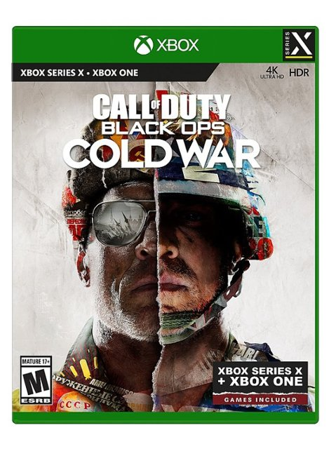 XSX - Call of Duty: Black Ops Cold War