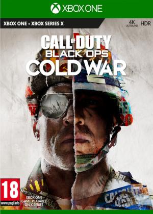 XONE - Call of Duty: Black Ops Cold War