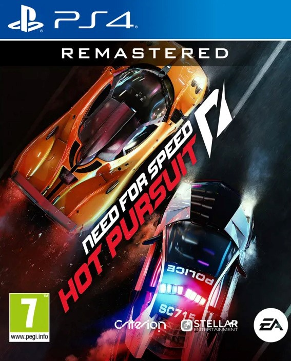 PS4 - Need For Speed : Hot Pursuit Remastered