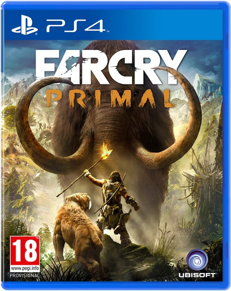 PS4 - Far Cry Primal