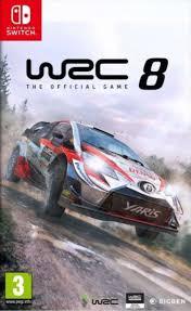 NS - WRC8