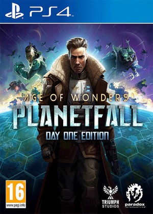 PS4 - Age of Wonders: Planetfall