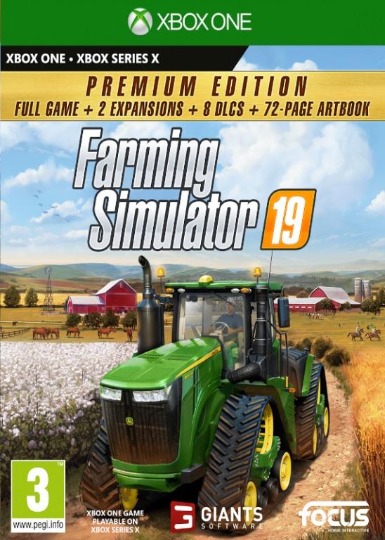 XONE - Farming Simulator 19: Premium Edition