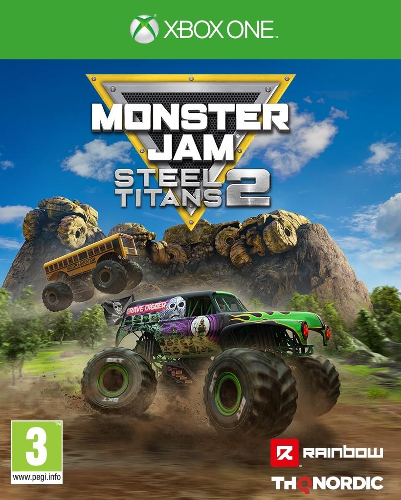 XONE - Monster Jam: Steel Titans 2