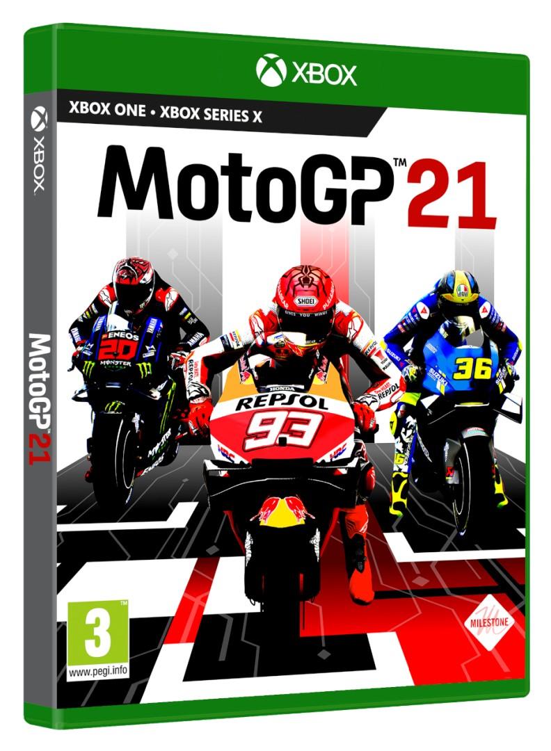 XONE - Moto GP 21