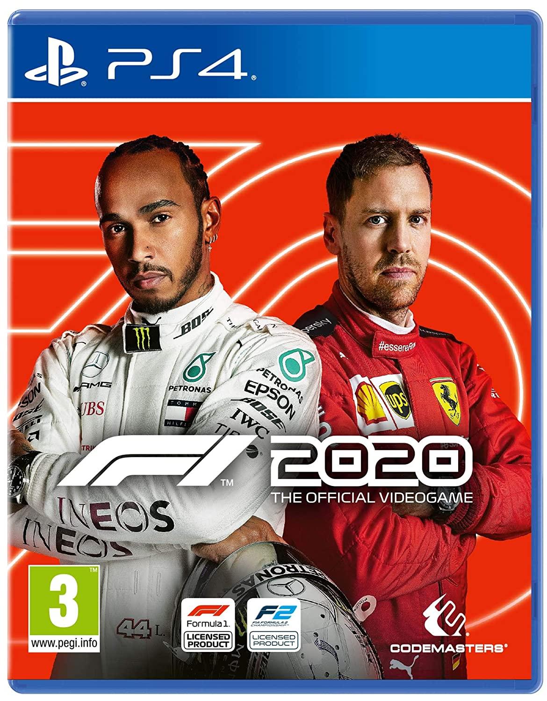 PS4 - F1 2020 Standard Edition