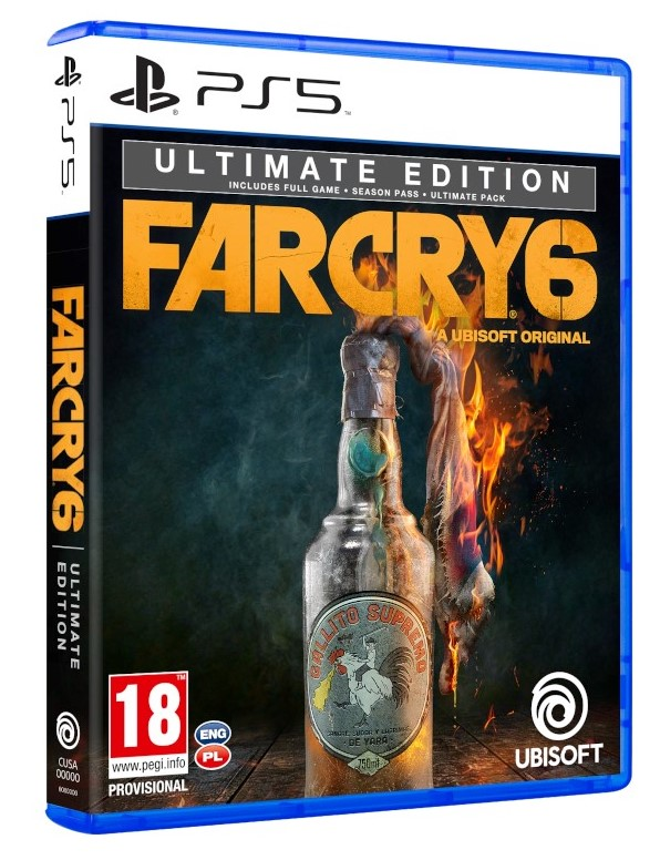 PS5 - Far Cry 6 ULTIMATE Edition