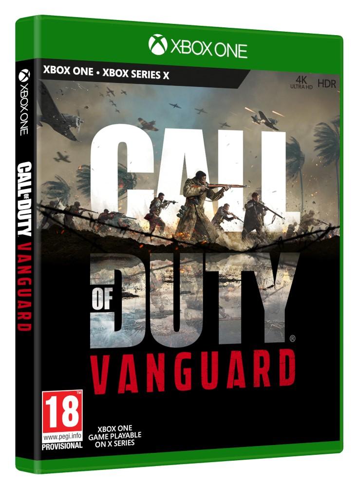 XONE - Call of Duty: Vanguard